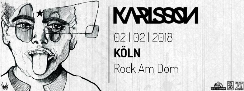 Rock Am Dom - Köln - KARLSSON