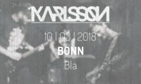 KARLSSON - Bla - Bonn